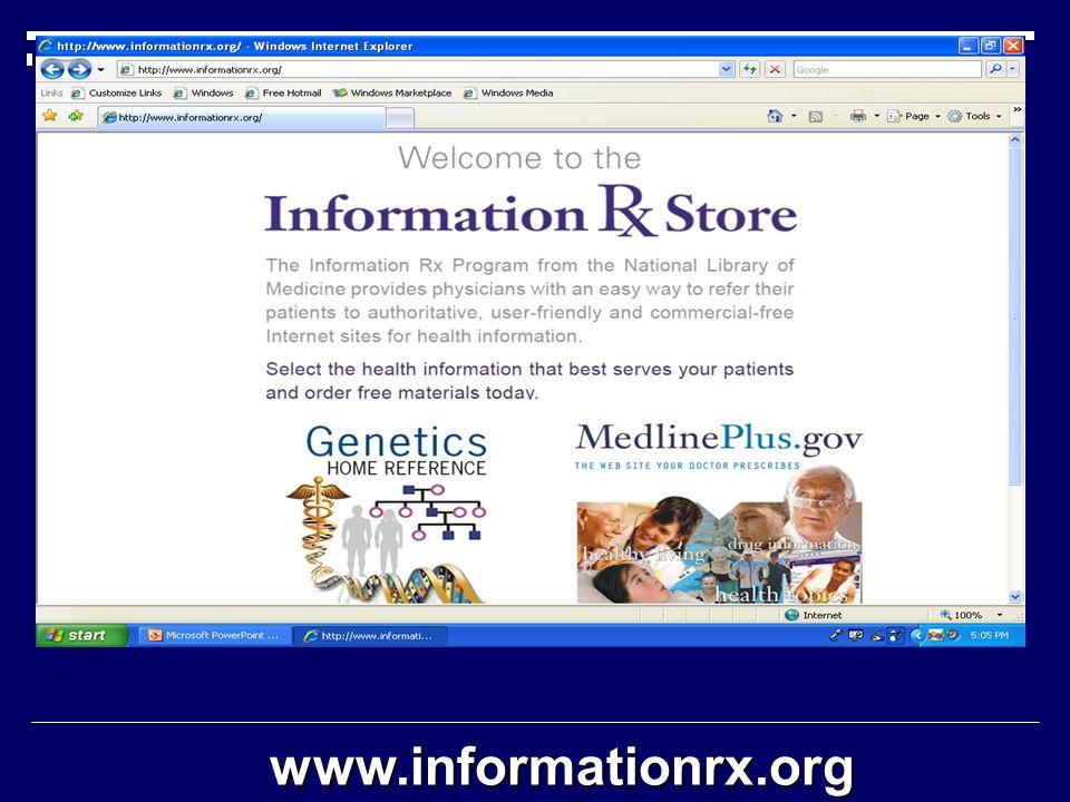 www.informationrx.org