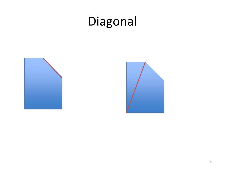 Diagonal 49