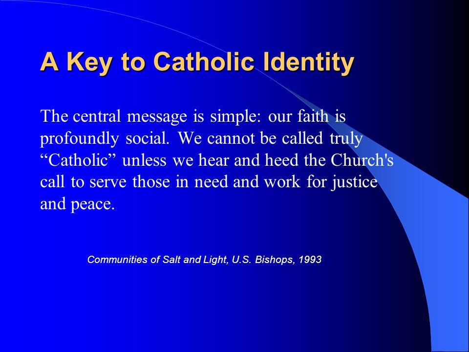 The Problem Far too many Catholics are unfamiliar with the basic content of Catholic social teaching. More fundamentally, many Catholics do not adequa