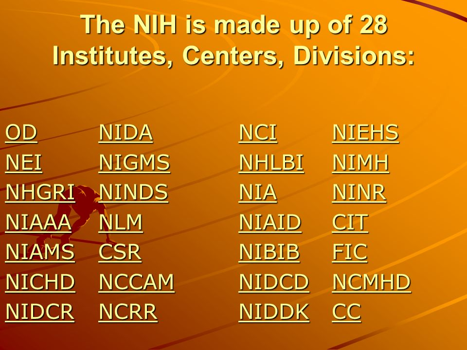 National Center for Medical Rehabilitation Research (NCMRR) Established 1990 by Public Law 101-613 To foster development of scientific knowledge needed to enhance the health, productivity, independence, and quality of life of persons with disabilities Located within the National Institute of Child Health and Human Development (NICHD)