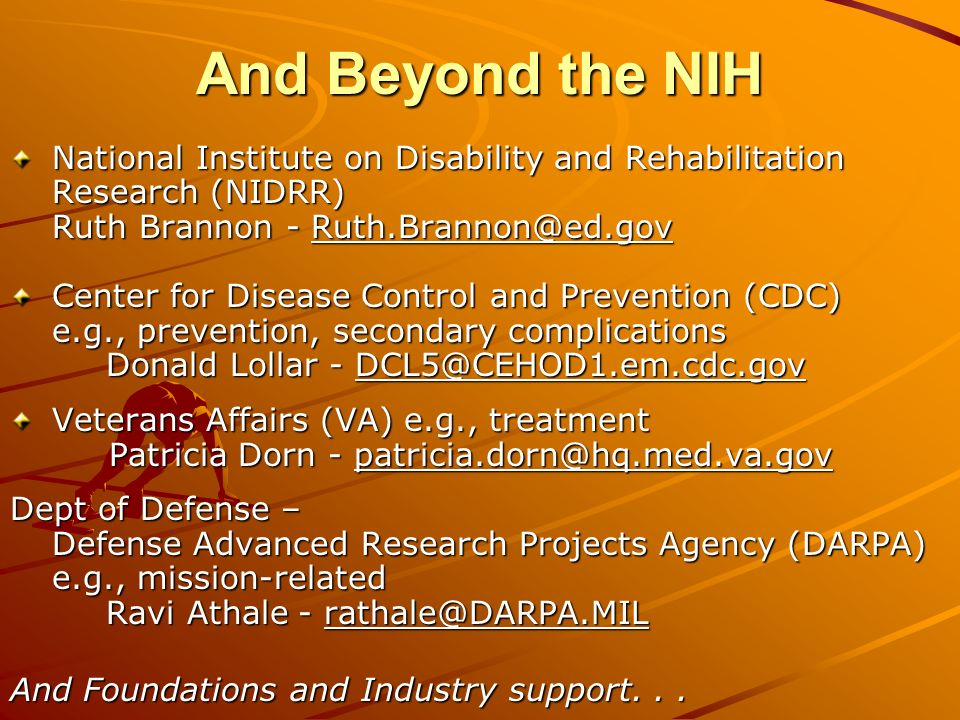 Majority of funds go to investigator-initiated proposals - rather than responding to program initiatives NIH accepts proposals in three annual cycles, typically: February, June, and October Electronic submissions – be prepared!!.