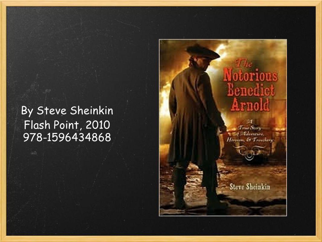 By Steve Sheinkin Flash Point, 2010 978-1596434868