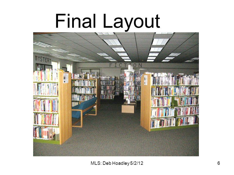 6 Final Layout