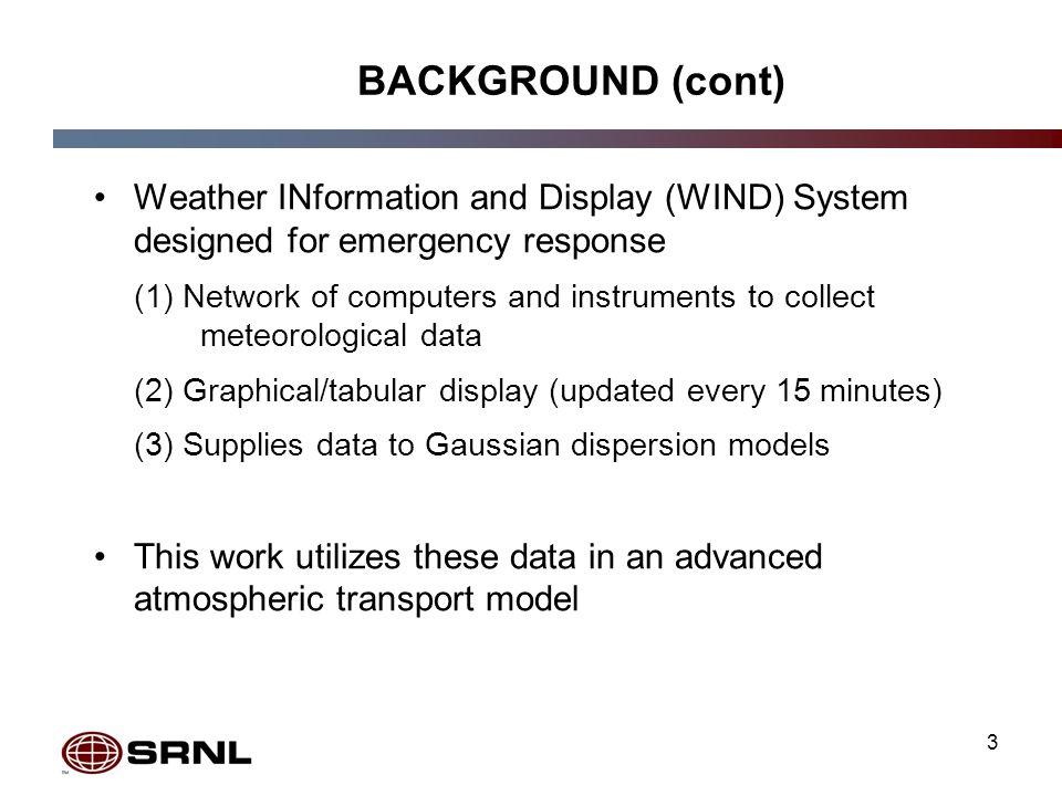 14 Plume Comparisons (22-June-2005 Emergency Response Exercise) Blending at 13:45 UTC Blending at 17:00 UTC
