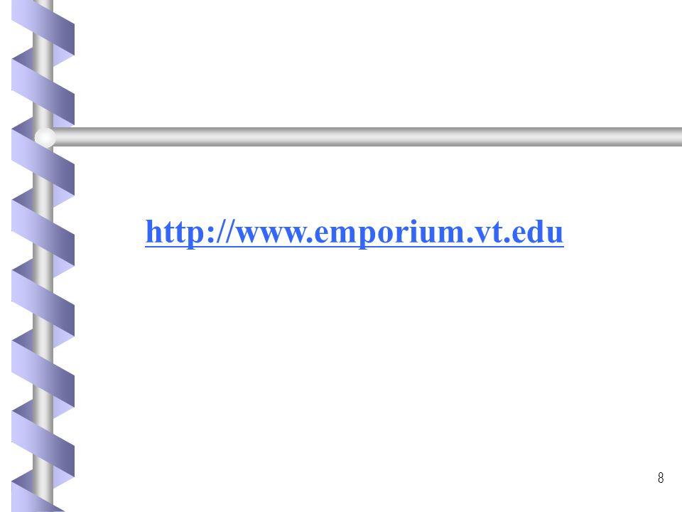 8 http://www.emporium.vt.edu