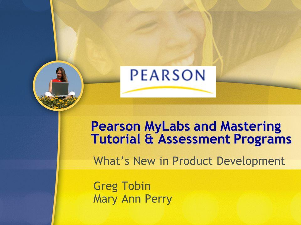 Copyright© Pearson 2008 Personal Study PLan