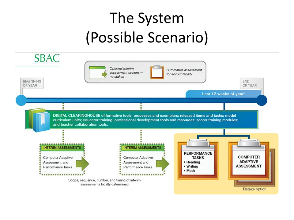 The System (Possible Scenario)