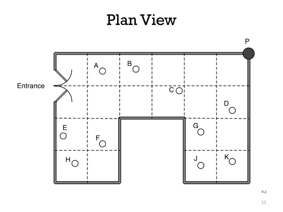 Plan View P-2 53