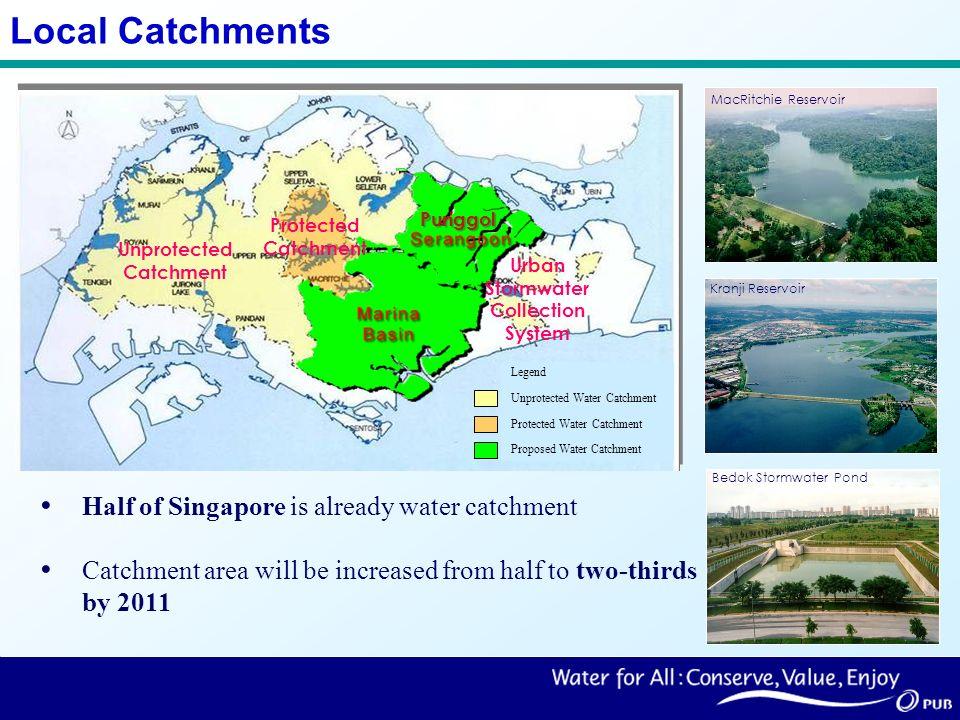 Kallang River at Bishan Park – Proposed