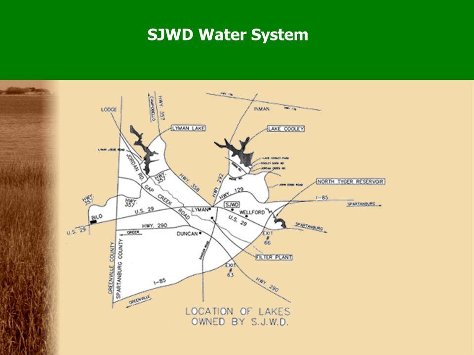 SJWD Water System