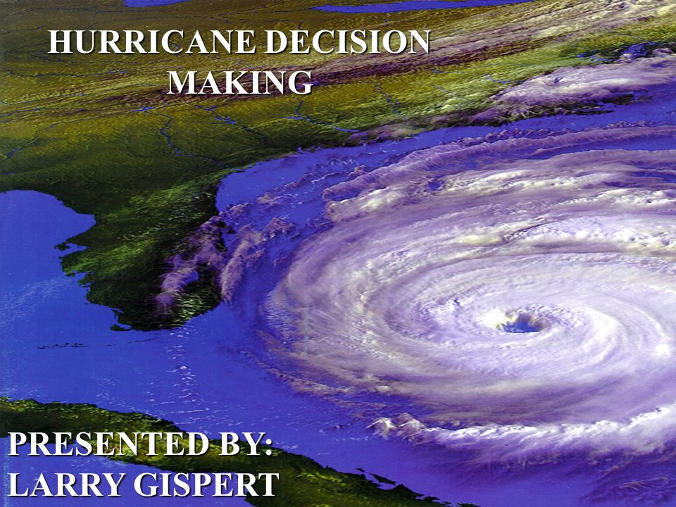 A MONTAGE OF THE TRACK OF HURRICANE GEORGES FROM 18 - 28 OF SEP.