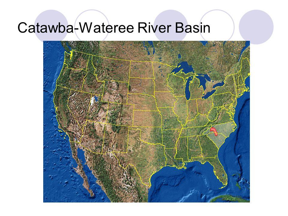 Catawba-Wateree River Basin