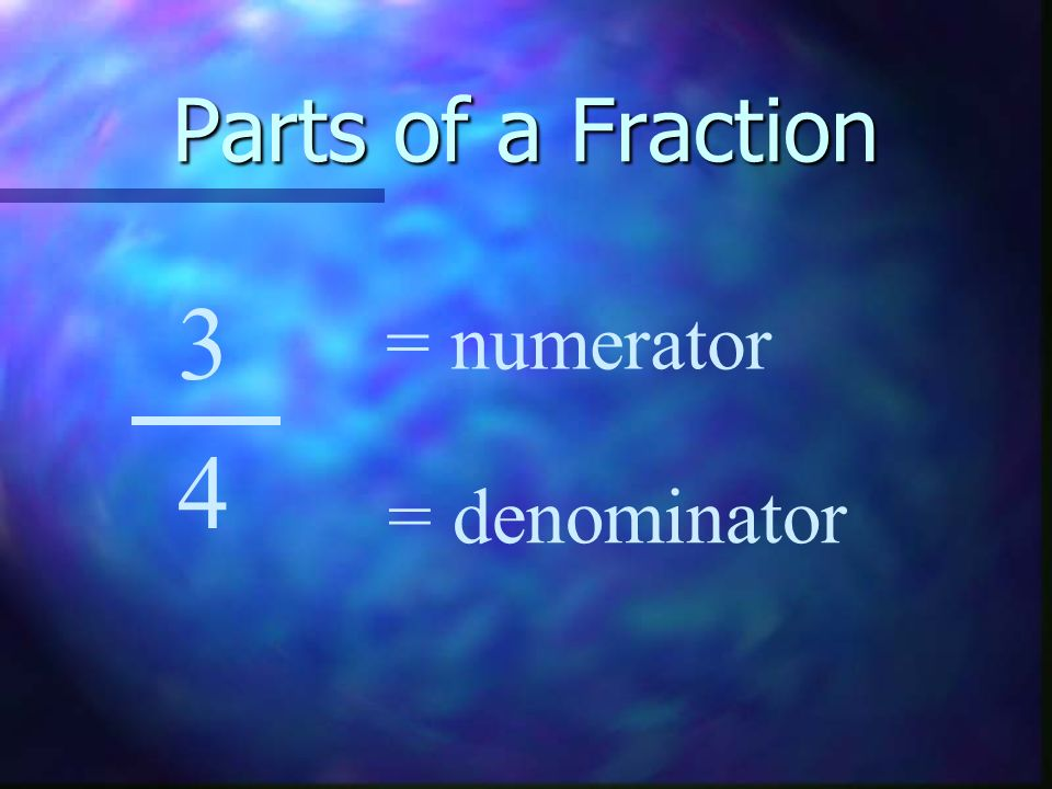 Subtract these fractions 3 10 9 - = 6