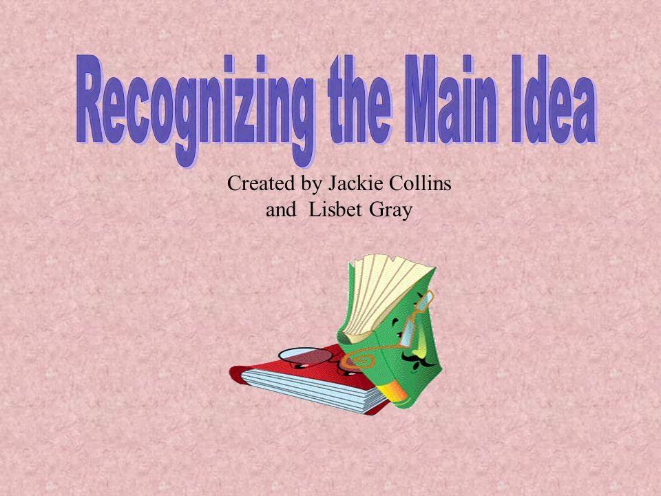 Created by Jackie Collins and Lisbet Gray