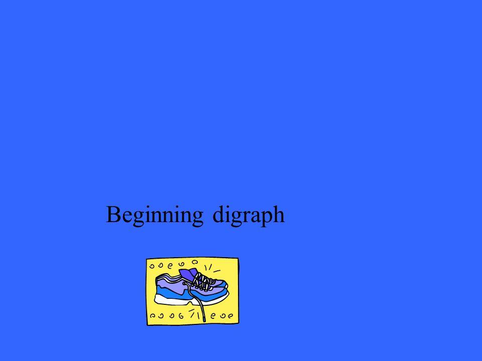 Beginning digraph
