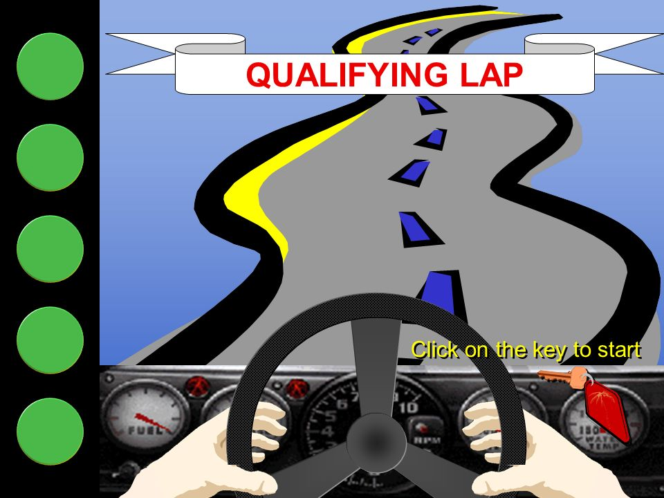 Welcome to the Academic Raceway 500 Complete Three Races to Win the Academic Trophy Qualifying Lap Atlanta Motor Speedway Indianapolis 500 Click here to begin.