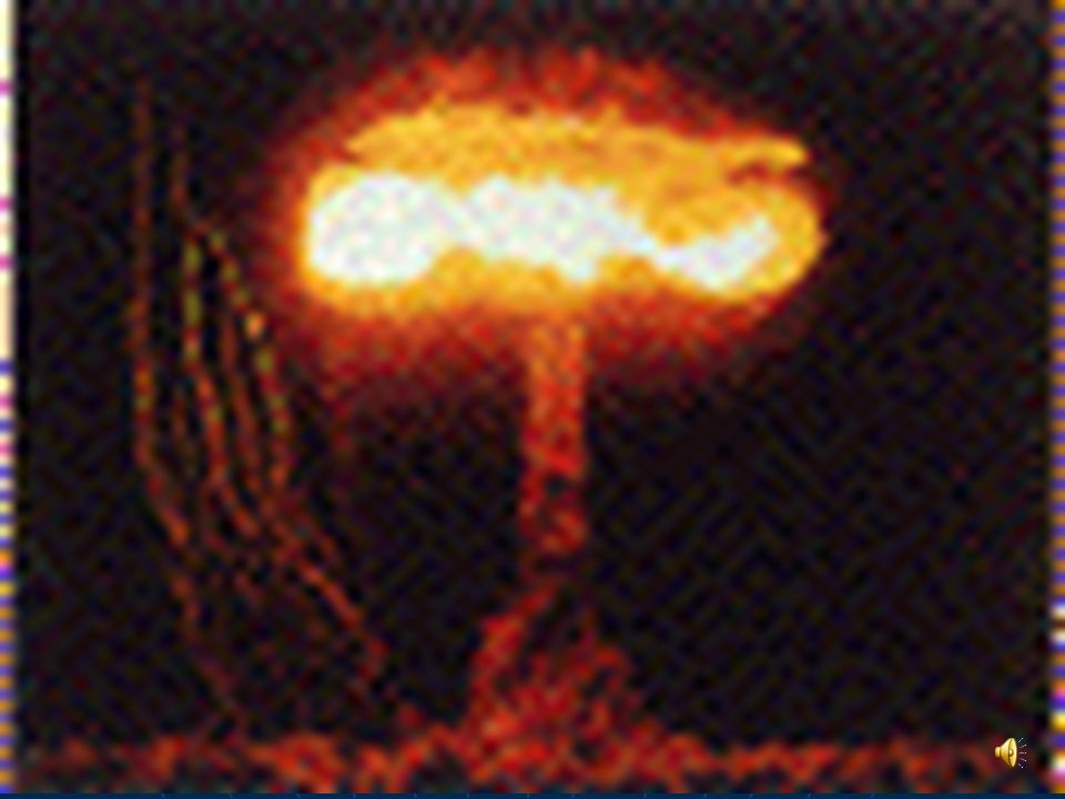 The Sky Explodes August 6, 1945, the American bomber, Enola Gay dropped the first atomic bomb on Hiroshima.
