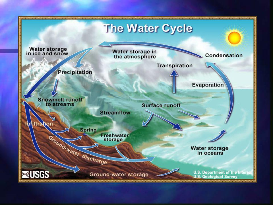 The Water Cycle The Water Cycle Soo Park Alex Reynolds Kate Schmidt Connie Woo Christine Zackrison