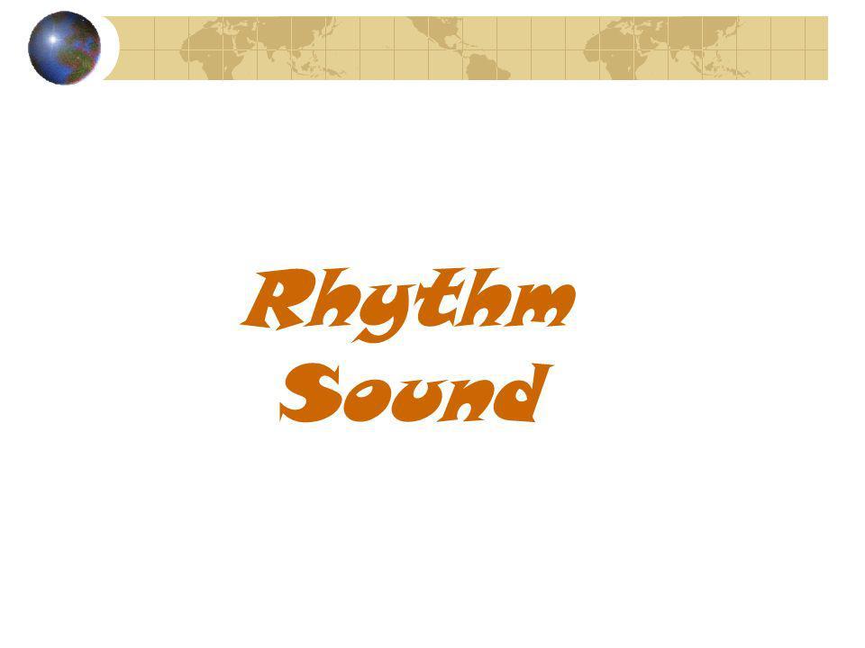 Rhythm Sound