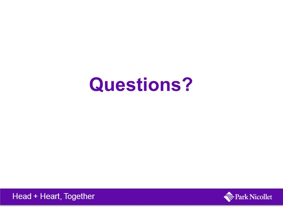 Questions Head + Heart, Together