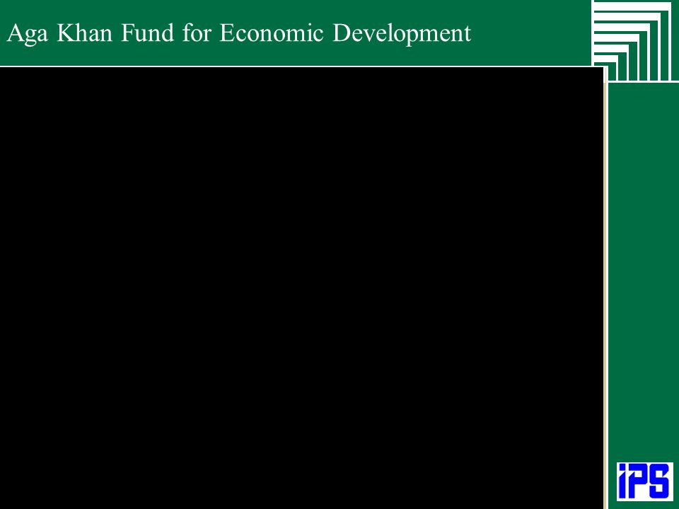 Aga Khan Fund for Economic Development June 2006 AKFED Copyright © October 2007 Aga Khan Fund for Economic Development SOCIAL DVD to be played at the