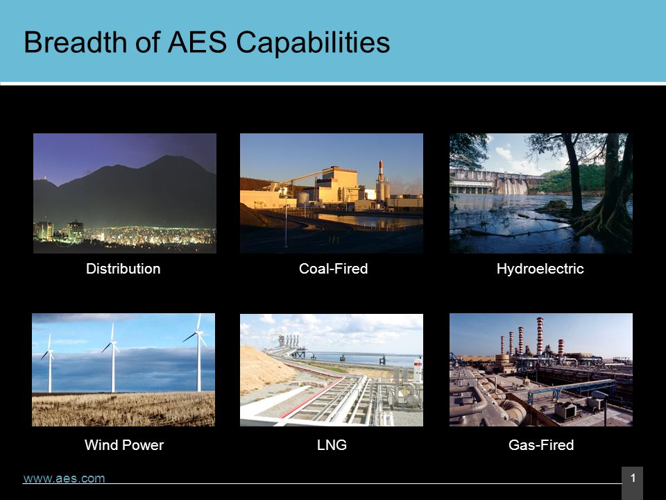 AES CORPORATION Dale W.