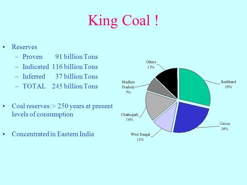 King Coal .