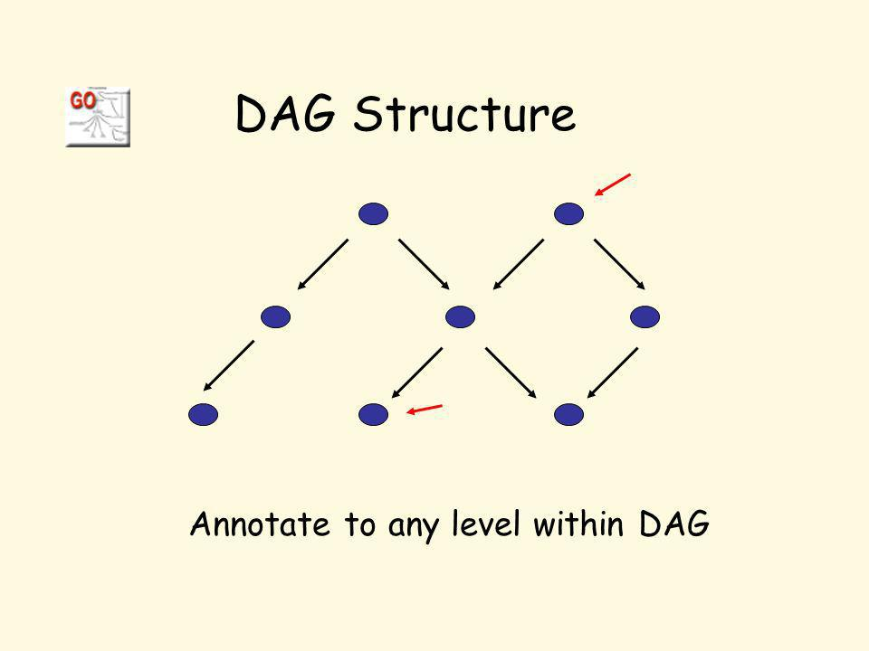 DAG Structure Annotate to any level within DAG