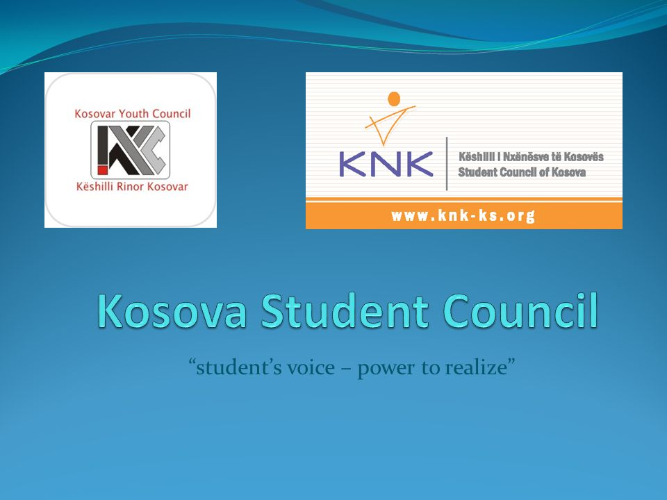 students voice – power to realize