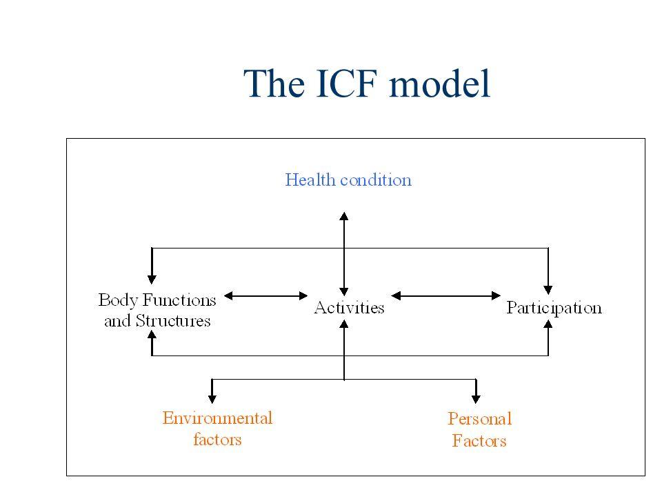 The ICF model