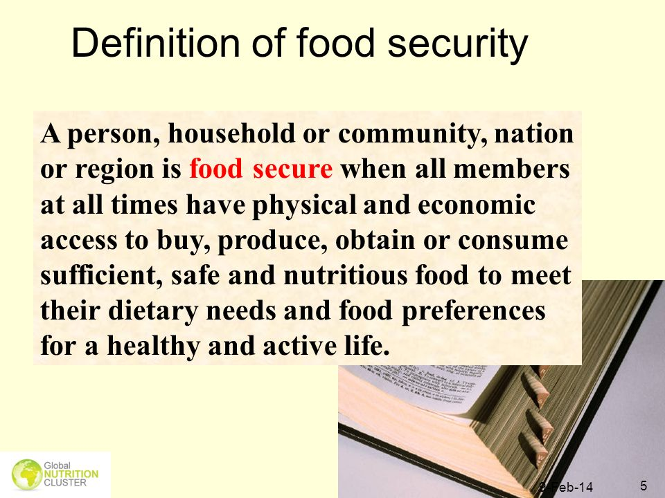 9-Feb-14 16 Vulnerability A households vulnerability is determined by its ability to cope with: risks and shocks, such as drought, flooding, adverse government policies, conflict, and the HIV/AIDS crisis.