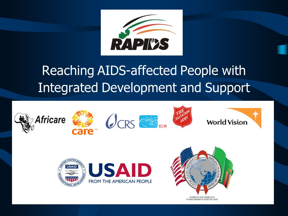 ECR Reaching AIDS-affected People with Integrated Development and Support