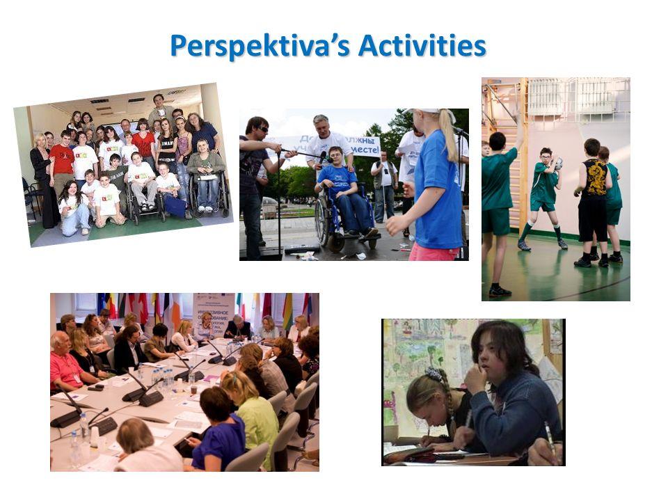 Perspektivas Activities