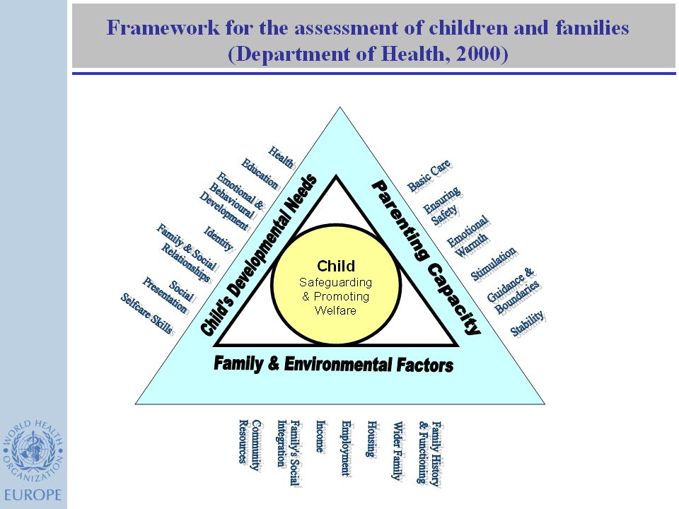 Transforming of childrens services COMMUNITY SERVICES FOSTER CARE RESIDENTIAL CARE Pyramid of services to children and families: There are pitfalls in