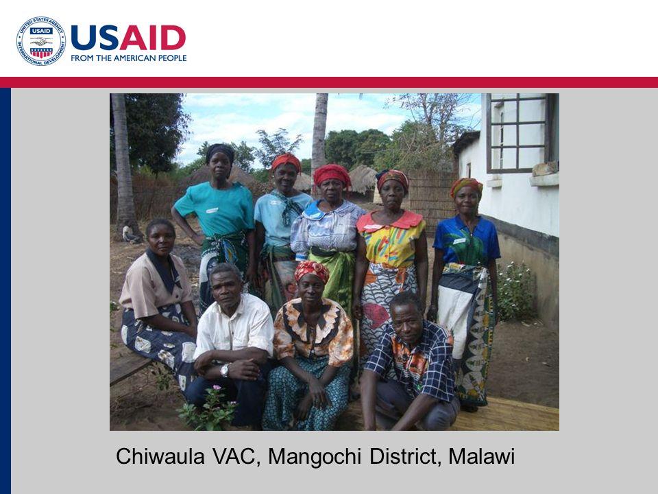 Chiwaula VAC, Mangochi District, Malawi