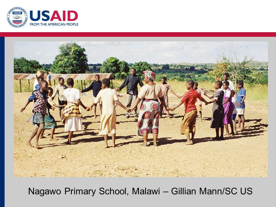 Nagawo Primary School, Malawi – Gillian Mann/SC US