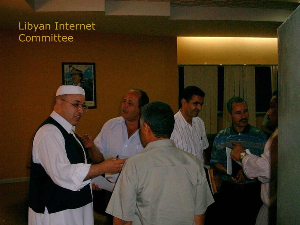 Libyan Internet Committee