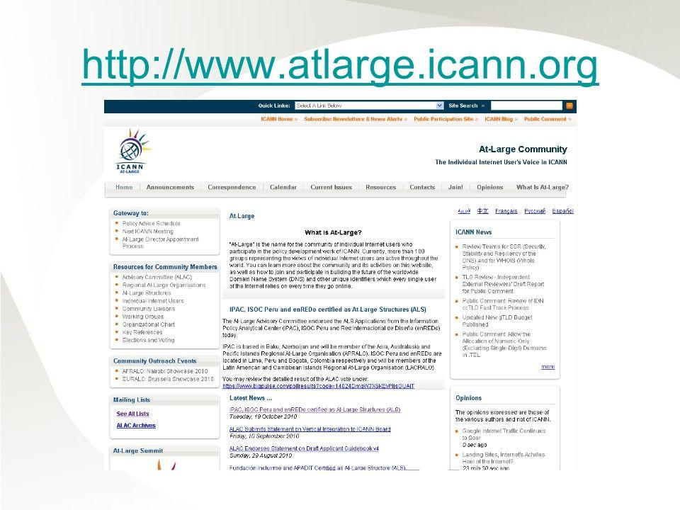 http://www.atlarge.icann.org