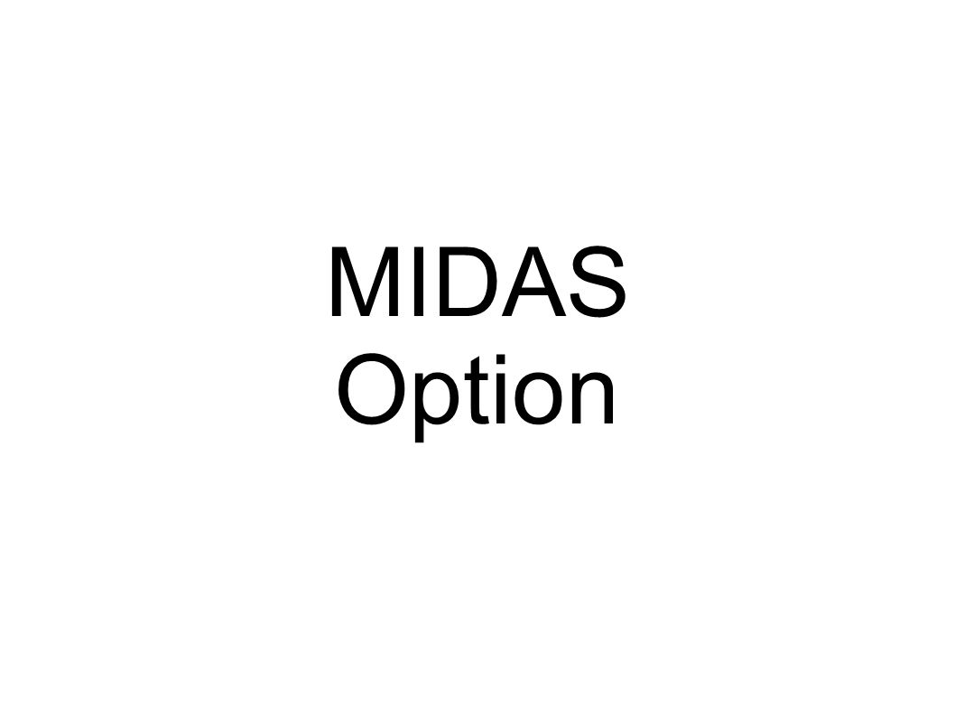 MIDAS Option