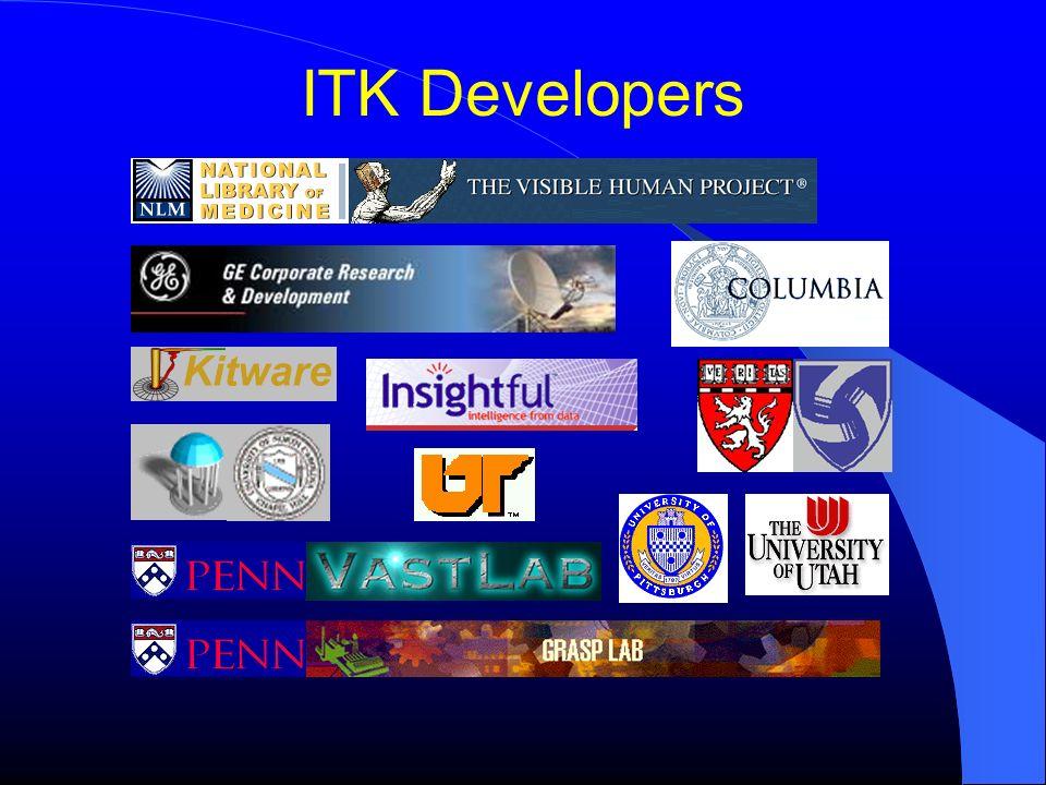 ITK Developers
