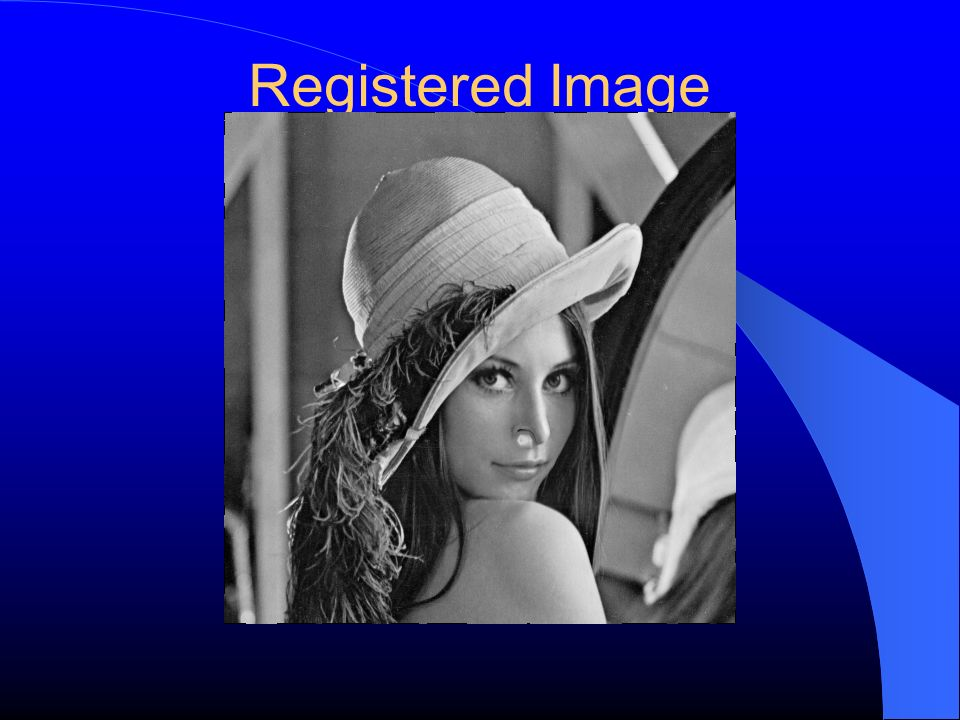 Registered Image