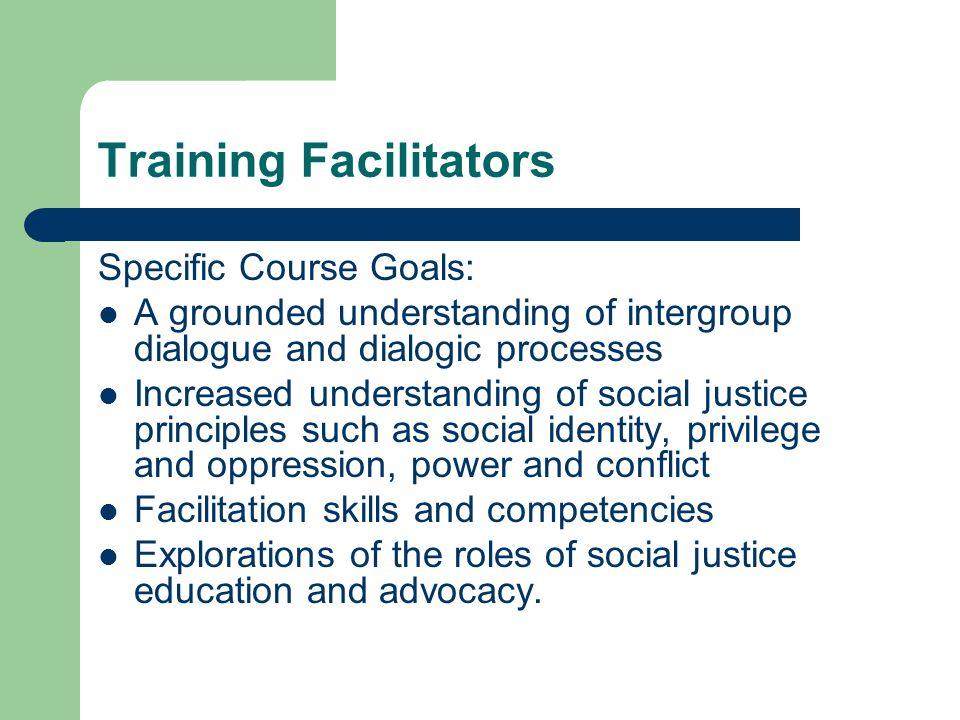 Training Facilitators Developing - PASK PASSION AWARENESS SKILLS KNOWLEDGE
