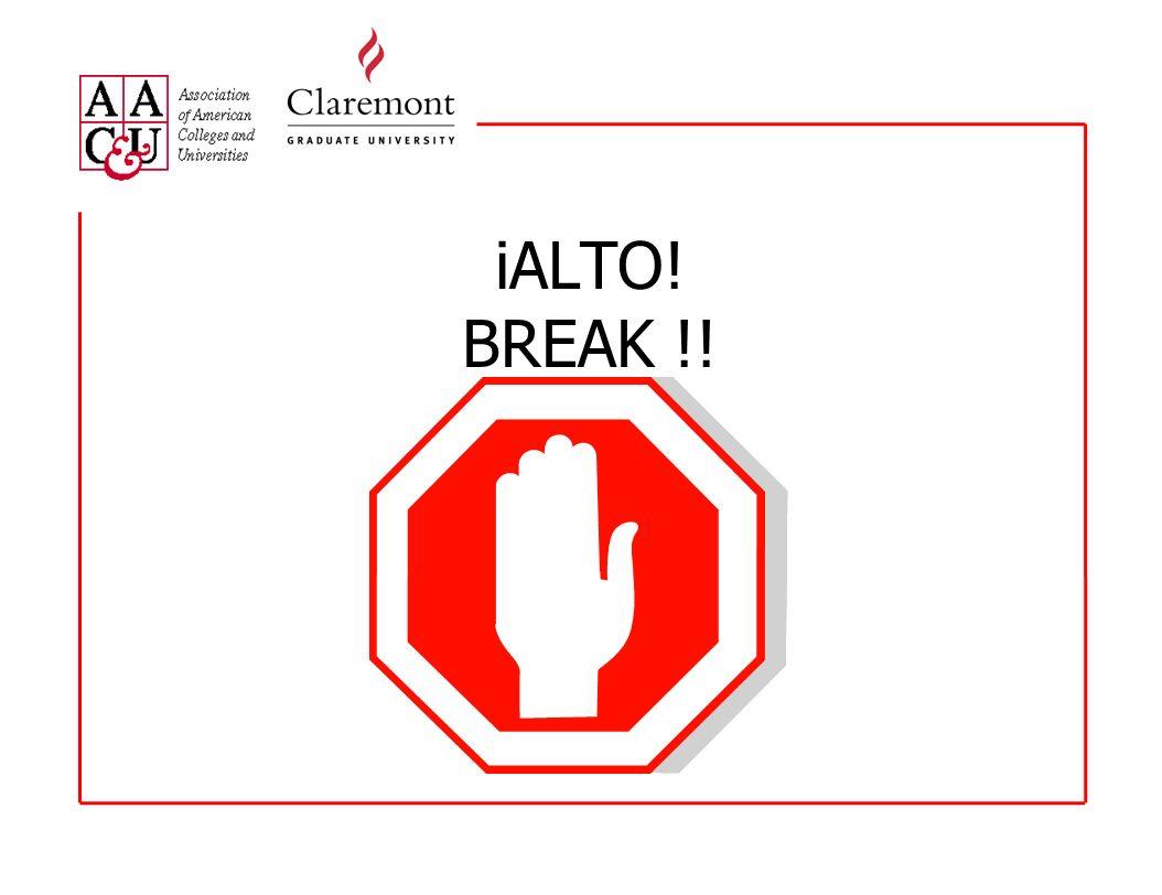 iALTO! BREAK !!