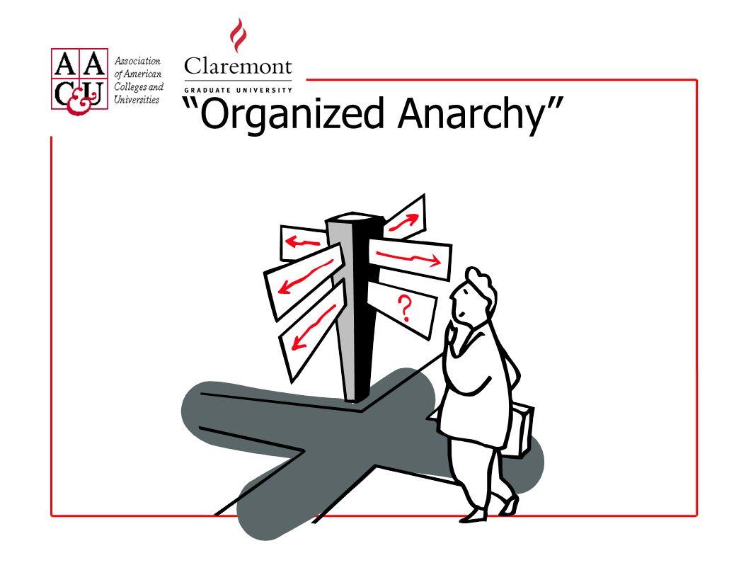 Organized Anarchy