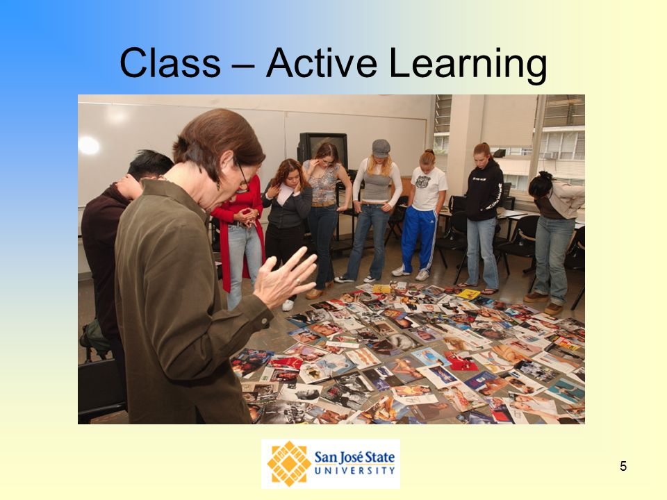 5 Class – Active Learning