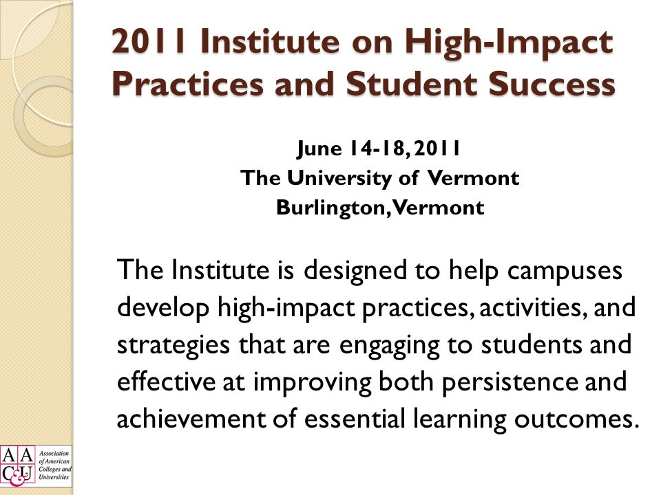 Curriculum and Tracks High-Impact Practices Leadership Development Designs for Learning Useful Evidence Special Session for Community College Teams: CCSSE and SENSE