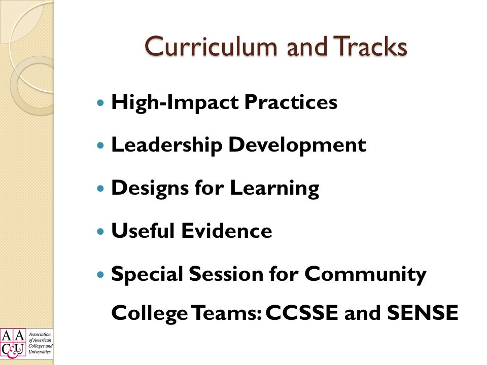 Example Inquiry Questions Data What have you learned from your analysis of such instruments as the Community College Survey of Student Engagement or SENSE.