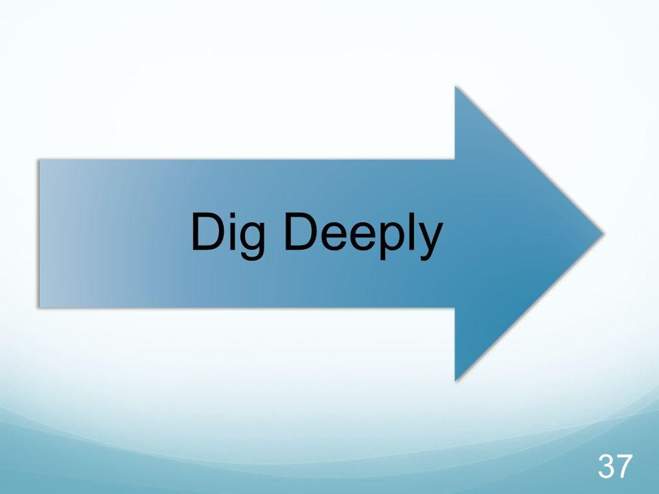 Dig Deeply 37