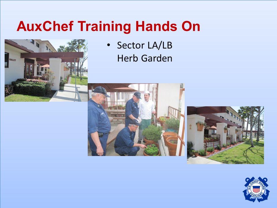 Sector LA/LB Herb Garden