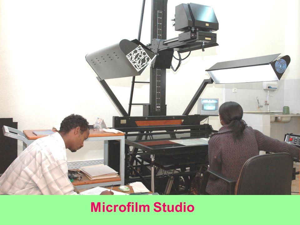 Microfilm Studio